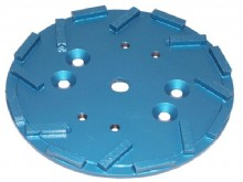250mm Diamond Floor Grinding Plate for Concrete