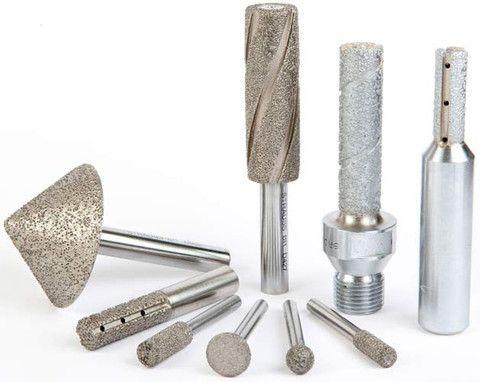Vacuum Brazed Diamond Carving Toolsdiamond Grinding Wheels