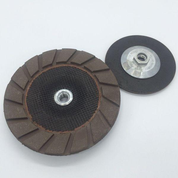 Ceramic Bond Diamond Edge Grinding Cup Wheelsdiamond