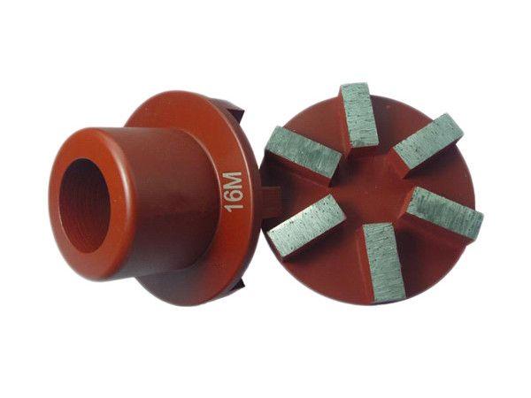 Segmented Diamond Plug Diamond Grinding Toolsdiamond