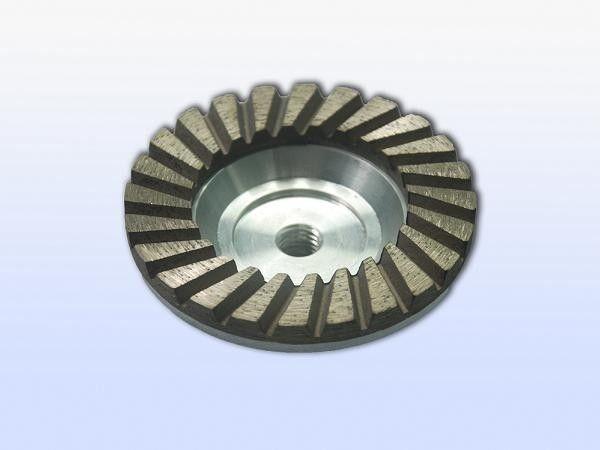 Aluminium Cup Wheels Dgw01 Diamond Grinding Wheels