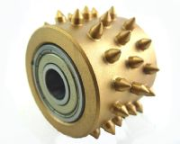 Cemented Carbide45 Grains Bush Hammer Roller without Support