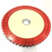 14'' Resin Filled Diamond Milling Wheels for Granite