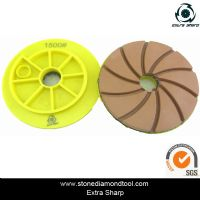 Edge Polishing Pads