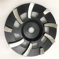 Diamond Cup Grinding Wheel with 22.23mm arbor