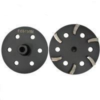 6 Inch grit 16 with 6 segs diamond grinding wheels