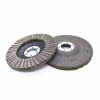Diamond electroplated flap disc