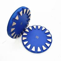 6 inch 16 segments diamond metal grinding pads