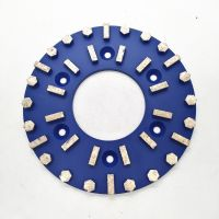 New design segments diamond metal grinding disc