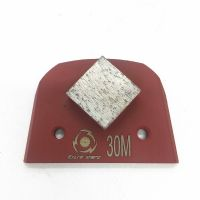 New type segments diamond metal bond grinding disc