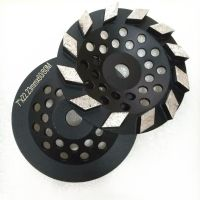 7 inch diamond grinding wheels for concrete with 22.23mm