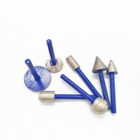 Diamond graver tools for stone