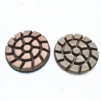 New Copper Bond Resin Polishing Pads For Concrete Surface Polishing