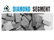Diamond Segments for Sintered Saw Blade ((DS03)