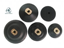 Rubber Stone Backing Pad BP03