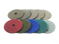 5 Step Dry Diamond Polishing Pads