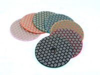 New Type Thicker Honeycomb Dry Polishing Pads (DMD_N1)