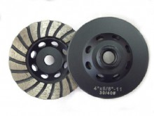 4 Inch Turbo Cup Grinding Wheel(Steel Based)