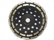 Double Row Grinding Cup Wheel 180x22.23mm