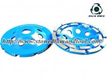 Diamond Double Row Cup Wheels_100mm