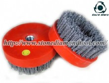 4inch Antiquing Abrasive Brush for Grinding AB02