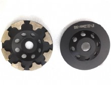 125mm T Segment Cup Wheels