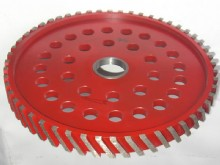 Silencing the thick round 03 Grinding Milling Wheel