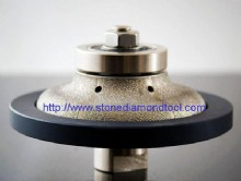 Vacuum Brazed Diamond CNC Router Bit
