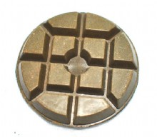 3'' Metal Resin Transitional Pad